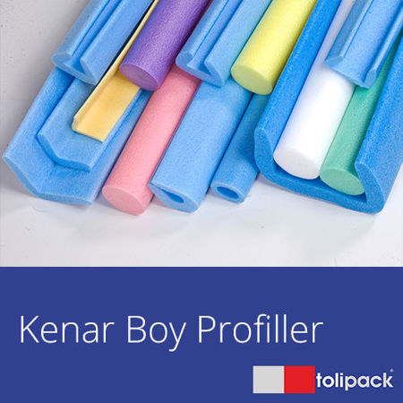 Picture for category Polyethylene Foam Packaging Profiles
