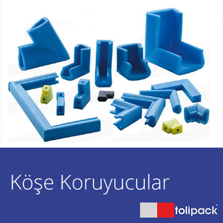 Picture for category Polyethylene Foam Corner Protection Products